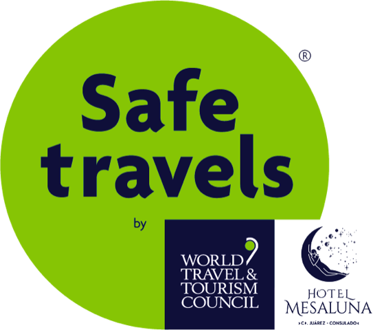 Certificado Safe Travel - Hotel Mesaluna
